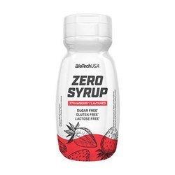 Biotech USA Zero Syrup 320ml