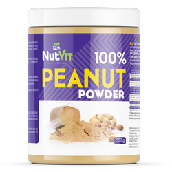 NutVit Peanut Powder 500 g