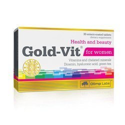 OLIMP Gold Vit For Woman