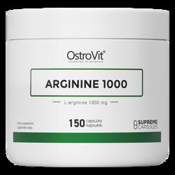 OstroVit Supreme Capsules Arginine 1000 150 Caps