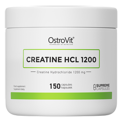 OstroVit Supreme Capsules Creatine HCL 1200 150 caps