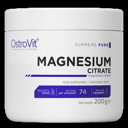 OstroVit Supreme Pure Magnesium Citrate 200 g